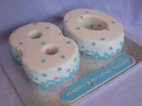 80th Birthday Cakes Ideas
