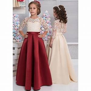 Formal Girl Dresses - Oasis amor Fashion