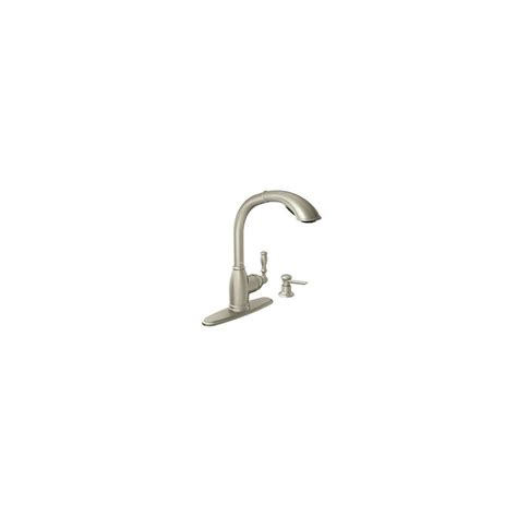 faucet com 87799srs in spot resist stainless by moen