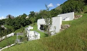 Maison Semi Enterrée : architecte maison semi enterr e ~ Voncanada.com Idées de Décoration