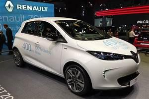 Renault Zoe Autonomie : renault zo ze 40 autonomie prix tout sur la nouvelle zo photo 1 l 39 argus ~ Medecine-chirurgie-esthetiques.com Avis de Voitures