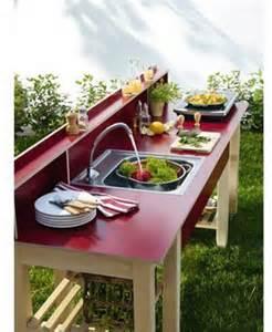 gartenküche gartenküche zum nachbauen selber machen heimwerkermagazin