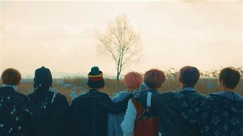 review bts  poignant  fierce  spring day