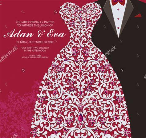 printable wedding cards  premium templates