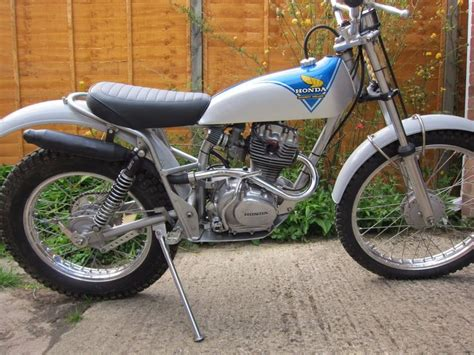 Miller Honda by 17 Best Images About Honda Tl125 Trials On