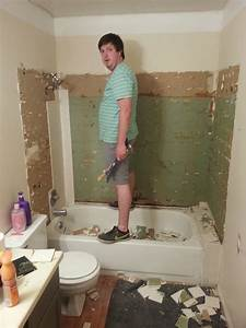 Shower re tile interiors by kenz for How much does it cost to retile a bathroom