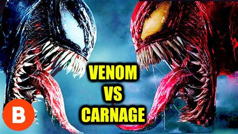 Enjoy!!pls support and subscribe our channel www.youtube.com/vsgagpls like our facebook page. Venom VS Carnage: Ranking Their Powers - YouTube