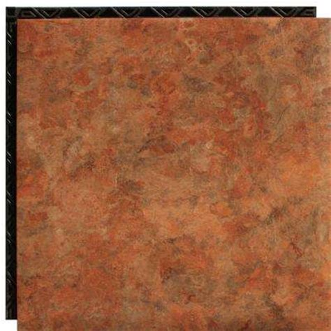 Vinyl Floor Underlayment Home Depot by Floating Interlocking Luxury Vinyl Tile Vinyl Flooring