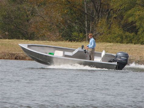 Aluminum Fishing Boat Project help with selecting an aluminum project boat the hull