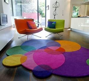 tapis colore cuisine naturelle With tapis salon coloré