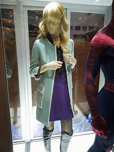 Gwen Stacy Original movie costumes from The Amazing Spider ...