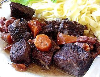 cuisine irlandaise traditionnelle boeuf en daube recette de provence
