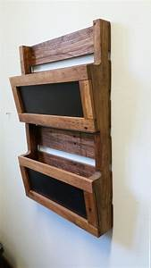 Pallet wood, Pallets and Mail holder on Pinterest