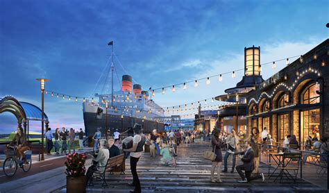 First look at Queen Mary Island, the proposed $250M