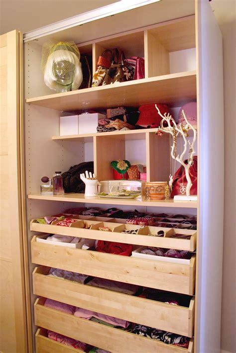 1000 ideas about ikea drawer organizer on
