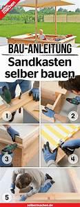 Sandkasten Selber Bauen Anleitung : sandkasten selber bauen anleitung sandkasten selber ~ Watch28wear.com Haus und Dekorationen
