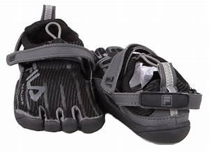 Fila Skele Toes 20 Youth Blackcstrk Or Blackhot Pink