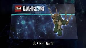 Lego Dimensions 71239 Lloyd U0026 39 S Mega Flight Dragon Build 3