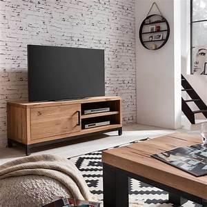 Massivholz Tv Lowboard Top Zoom Massivholz With