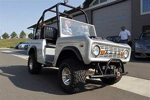 Bronco Golf Cart