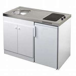 Kitchenette Pour Studio Ikea : kitchenette spring vitroc ramique 120x60 cm blanc leroy ~ Dailycaller-alerts.com Idées de Décoration