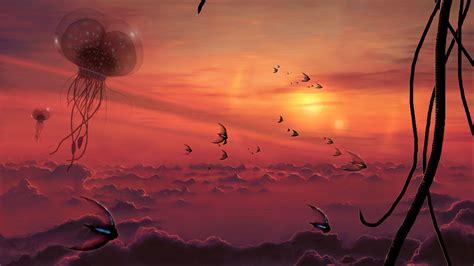 alien life  thrive   clouds  failed stars