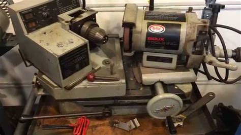 Sioux 2001 Valve Grinder Auto Machine Shop