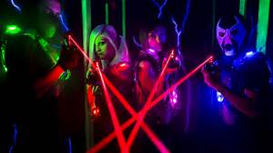 Laser Game Equipment XRAID - The right Equipment Laser Games