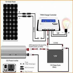 12 Solar Power Wiring Diagram Addict At Panel  Solarenergy