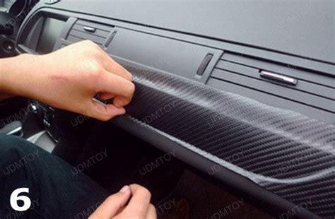 car interior carbon fiber vinyl how to apply carbon fiber vinyl sheet for car interior trim