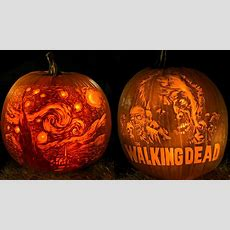 The Crazy Cool Halloween Pumpkin That Will Carve A $750