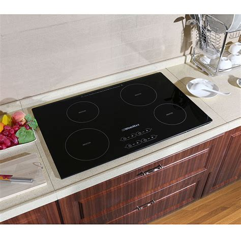 windmax    induction hob  burner  grade glass plate electric stove cooktop ebay