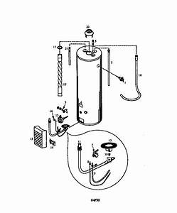 Kenmore Power Miser 10 Gas Water Heater Parts