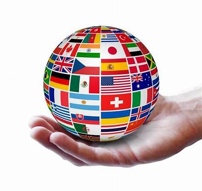 Global International Concept Education Foreign Traduzione Italiano
