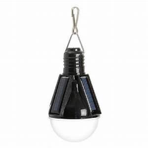 Lampe Extérieure Solaire : lampe solaire suspendre ampoule rouge achat vente lampe solaire jardin pas cher ~ Teatrodelosmanantiales.com Idées de Décoration