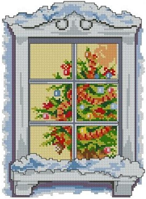 advanced embroidery designs christmas window