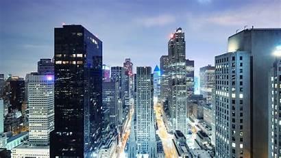 Skyscraper Night Wallpapers Skyscrapers York 1080p Iphone