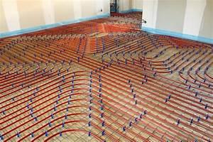Parquet Sol Chauffant : le chauffage au sol lequel choisir mesd ~ Melissatoandfro.com Idées de Décoration