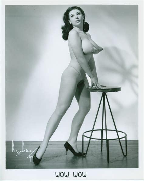 Classic Vintage Retro Erotica February Femme Forever Erotica