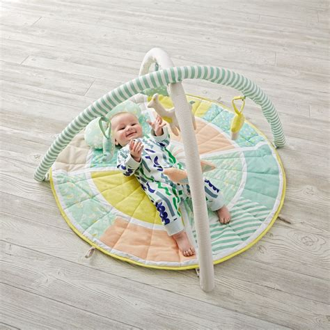 baby play mats gyms the land of nod