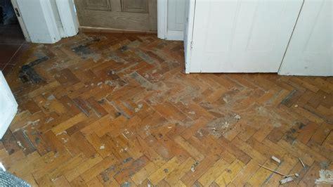 reclaimed parquet fitting service  london floor