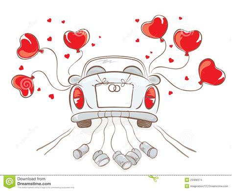wedding car stock images image