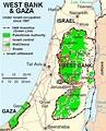 File:West Bank & Gaza Map 2007 (Settlements).png - Wikipedia