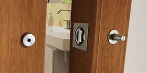 BD4000 Privacy Lock for Barn Doors