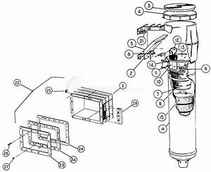 Baker Hydro Skimmer Hydro Pak Parts