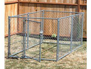 outdoor dog kennels yard accessories for dogs With outdoor dog kennel accessories