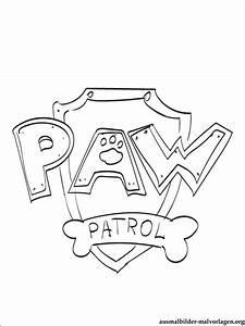 Logo Von PAW Patrol Helfer Auf Vier Pfoten