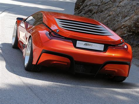 Bmw M1 Homage Concept Car Exotic Car Wallpaper #21 Of 50