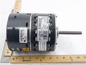 1  2hp 120  240v 1ph Ecm Motor For Nordyne Part  M0092601r