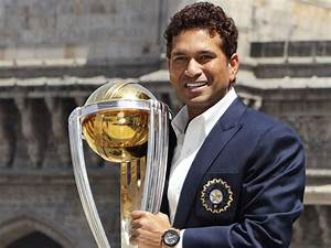 Sachin Tendulkar Records 100th International Centuries